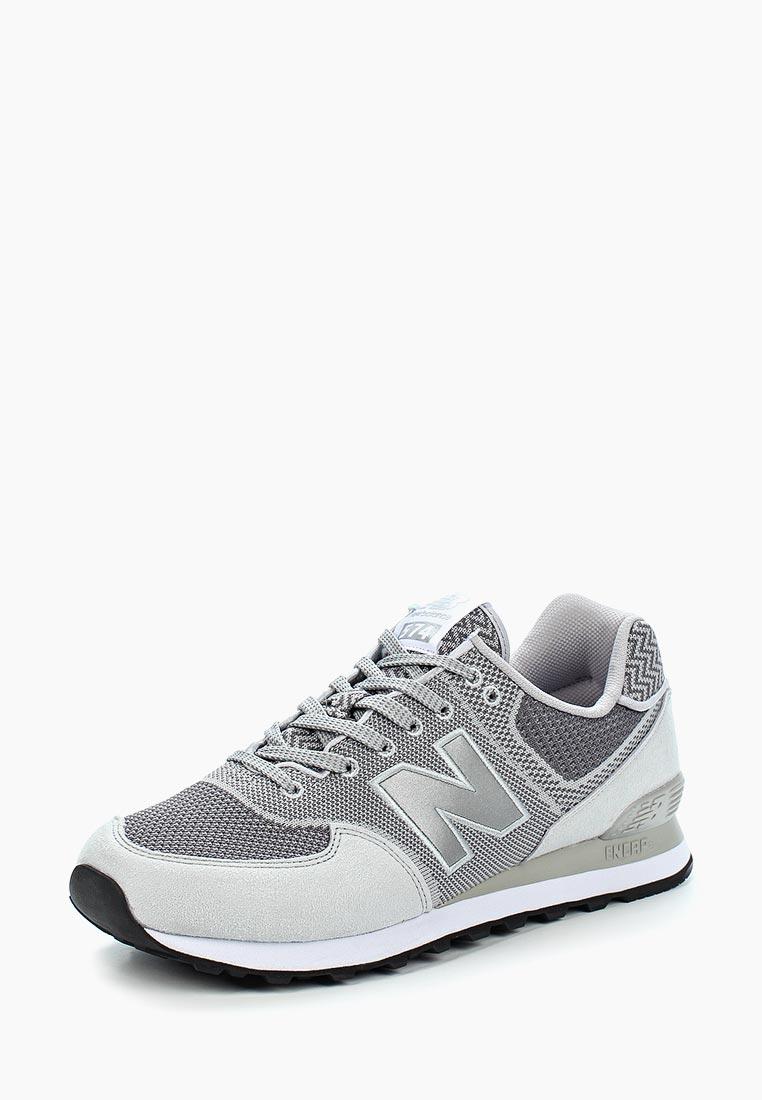 Мужские кроссовки New Balance ML574EMW