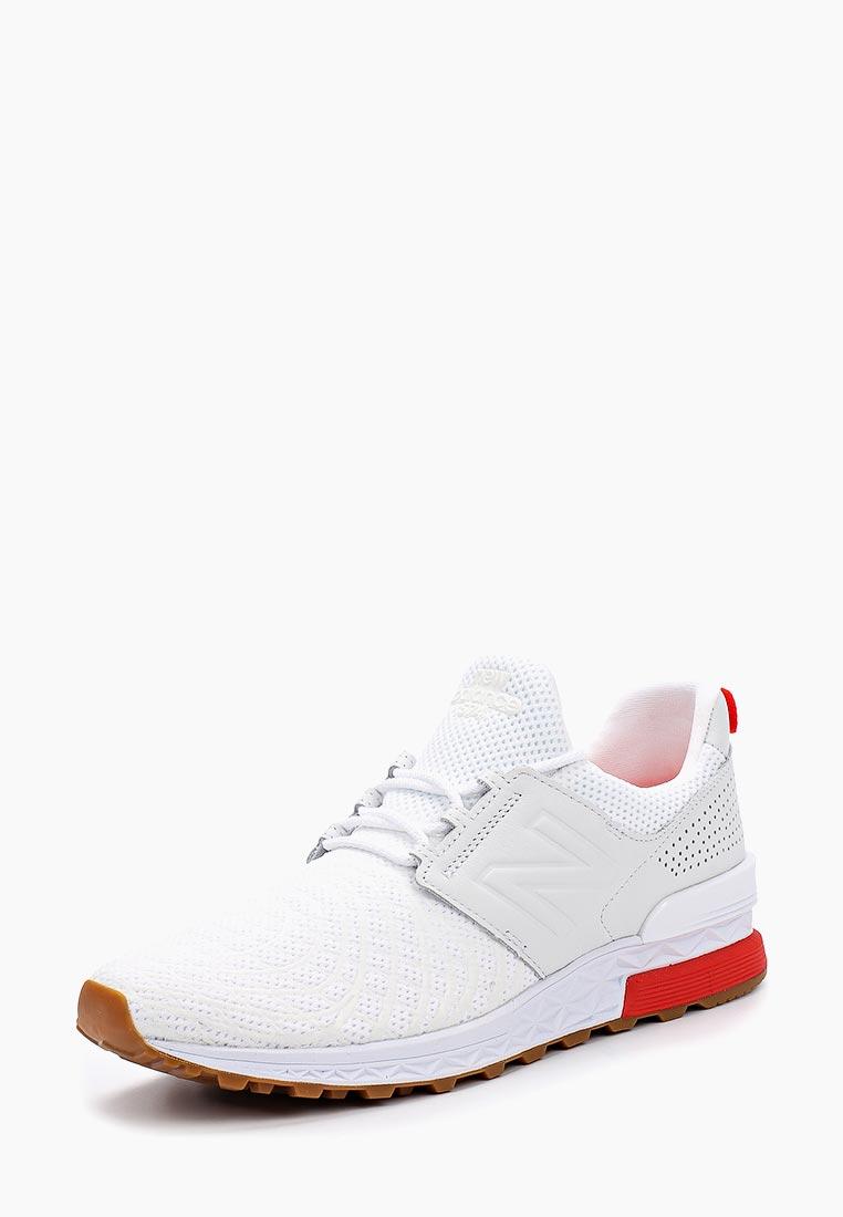 Мужские кроссовки New Balance (Нью Баланс) MS574DFP