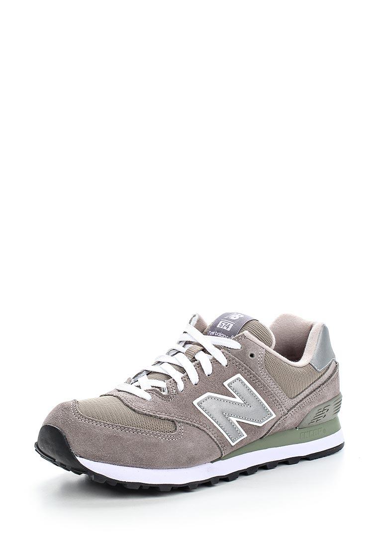 Мужские кроссовки New Balance (Нью Баланс) M574GS