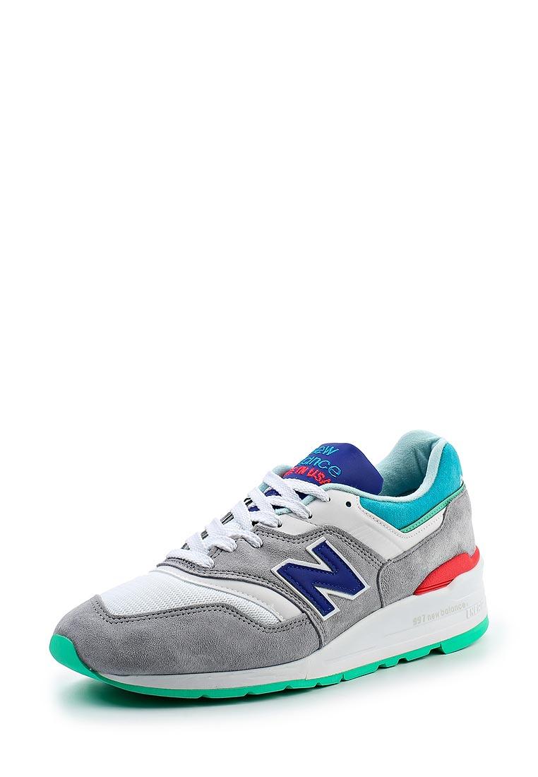 Мужские кроссовки New Balance M997CDG