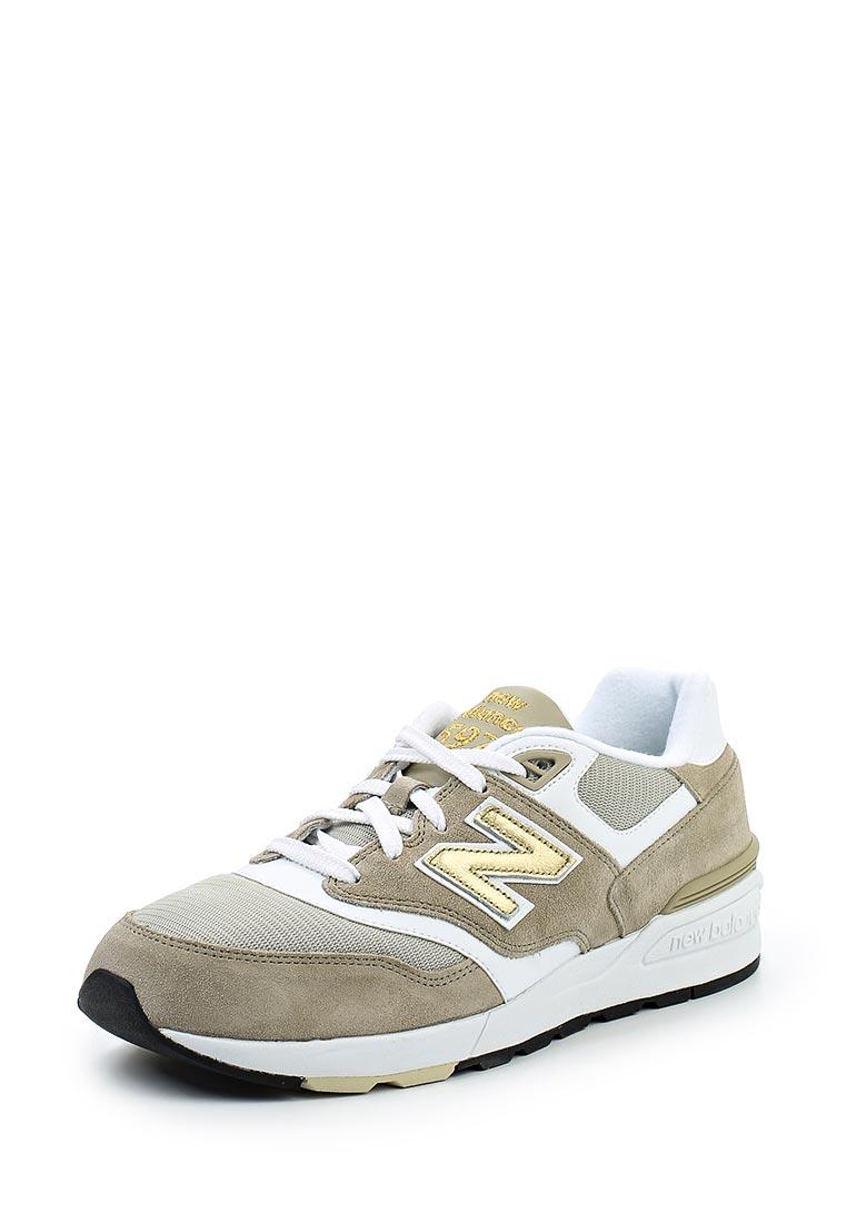 Мужские кроссовки New Balance ML597RSA