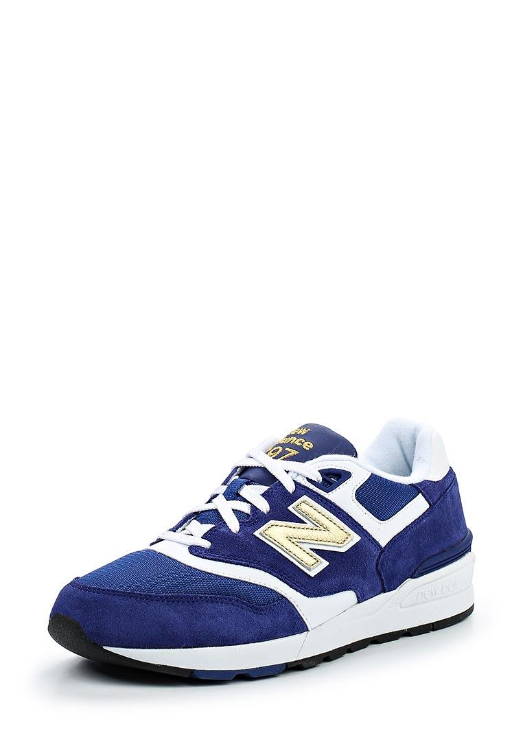 Мужские кроссовки New Balance ML597RSB