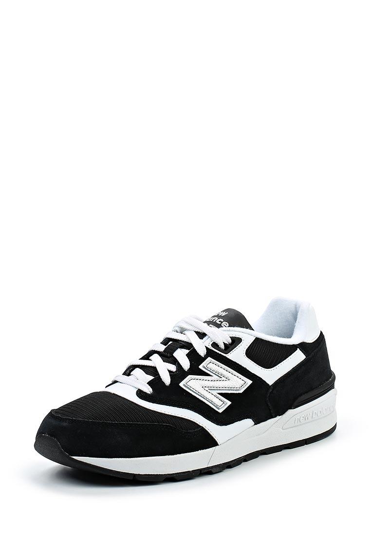 Мужские кроссовки New Balance ML597RSD