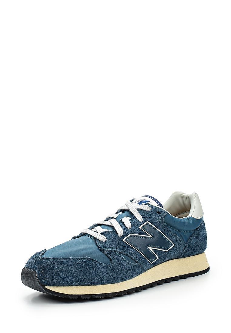 Мужские кроссовки New Balance (Нью Баланс) U520AB