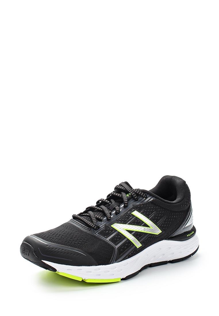 Мужские кроссовки New Balance (Нью Баланс) M680LB5