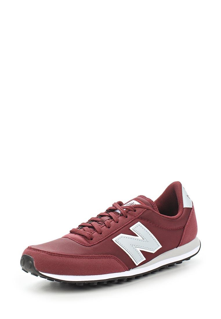 Женские кроссовки New Balance (Нью Баланс) U410BUG