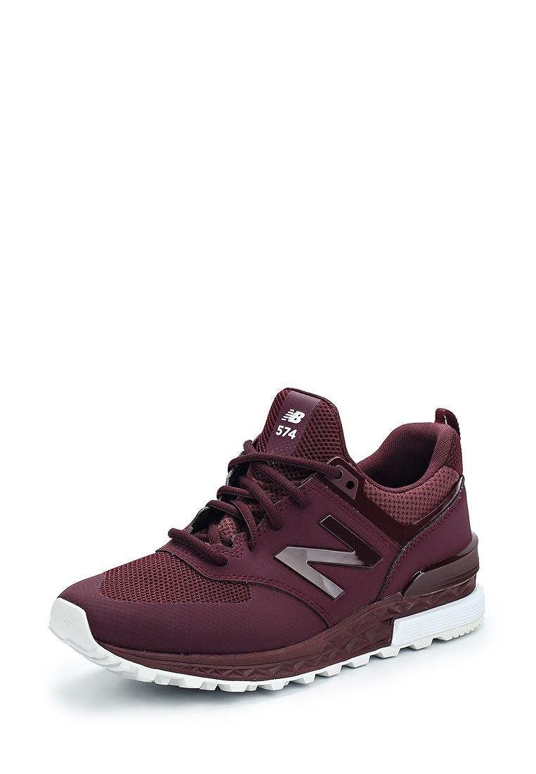 Женские кроссовки New Balance (Нью Баланс) MS574SBG