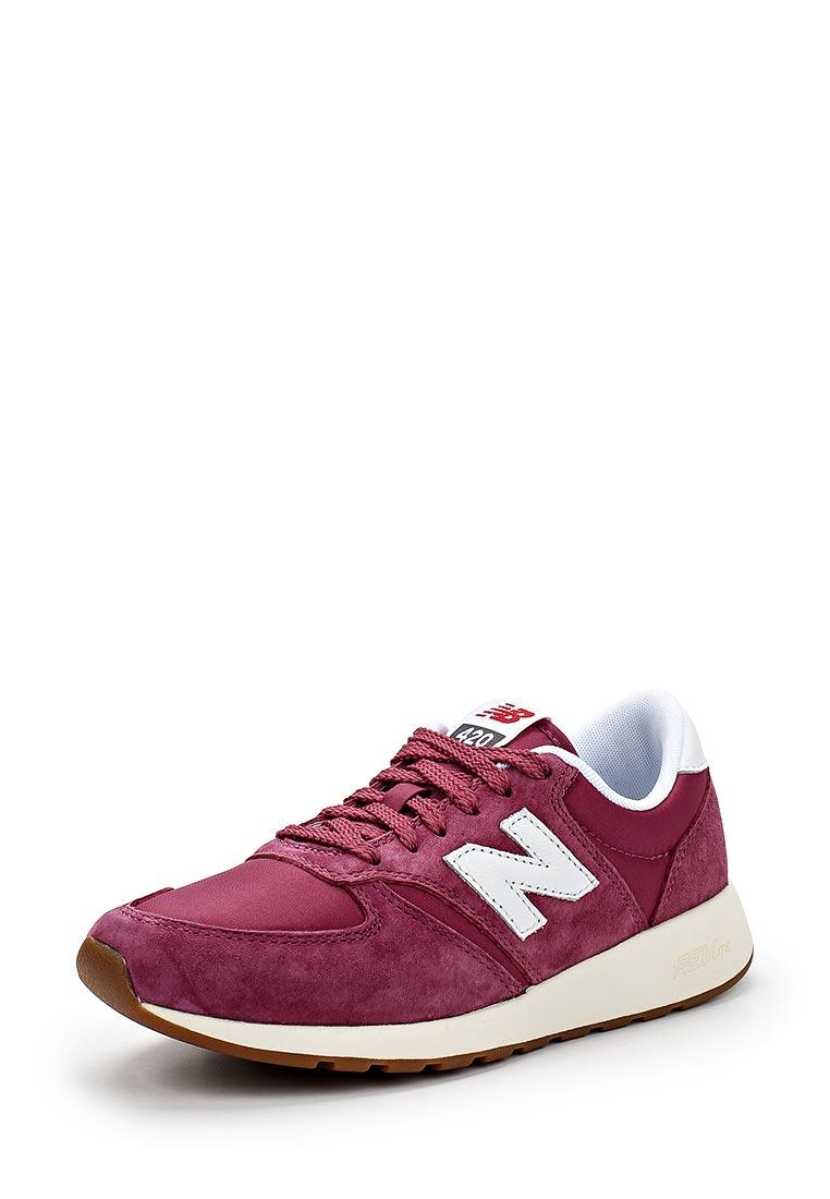 Женские кроссовки New Balance (Нью Баланс) WRL420EB
