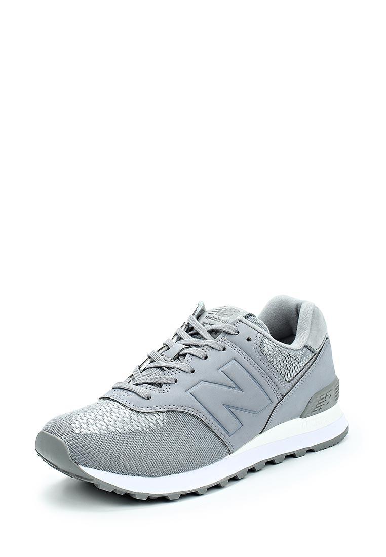 Женские кроссовки New Balance (Нью Баланс) WL574FAB