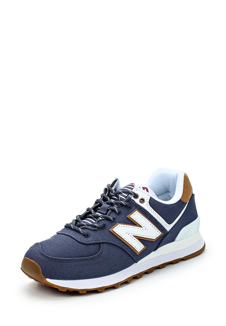 Женские кроссовки New Balance (Нью Баланс) WL574SYD