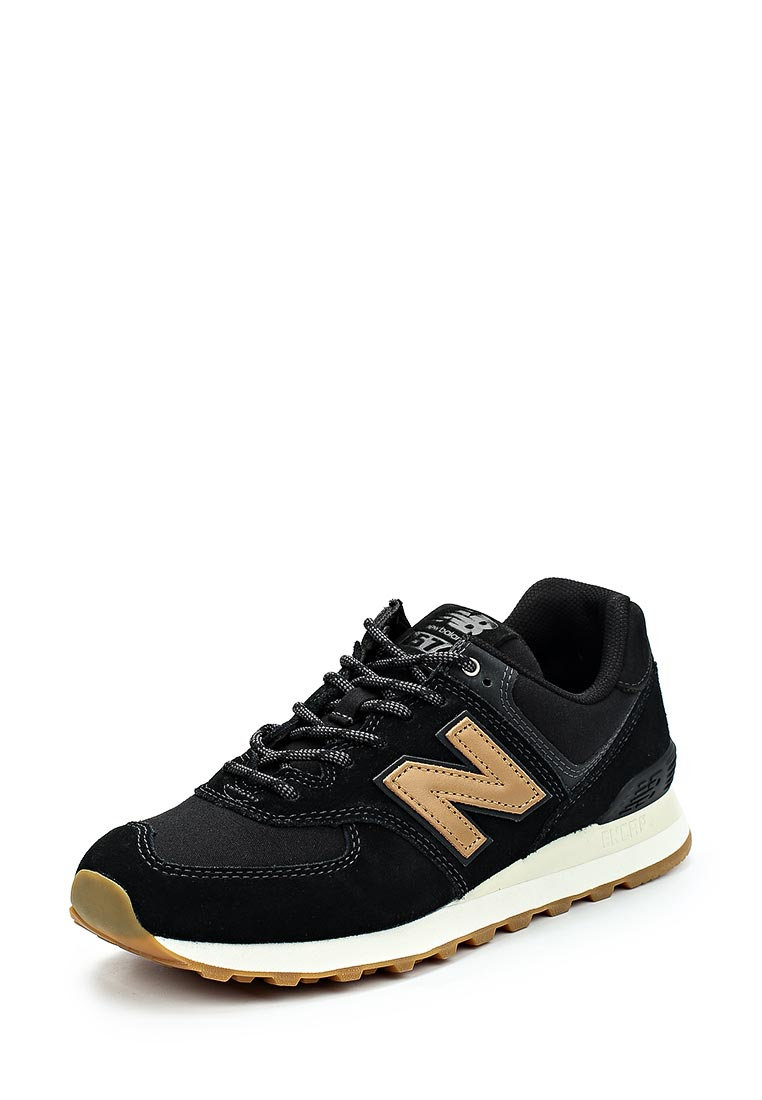 Женские кроссовки New Balance (Нью Баланс) WL574CLB