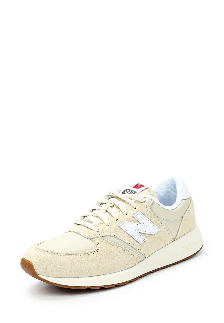 Женские кроссовки New Balance (Нью Баланс) WRL420EA