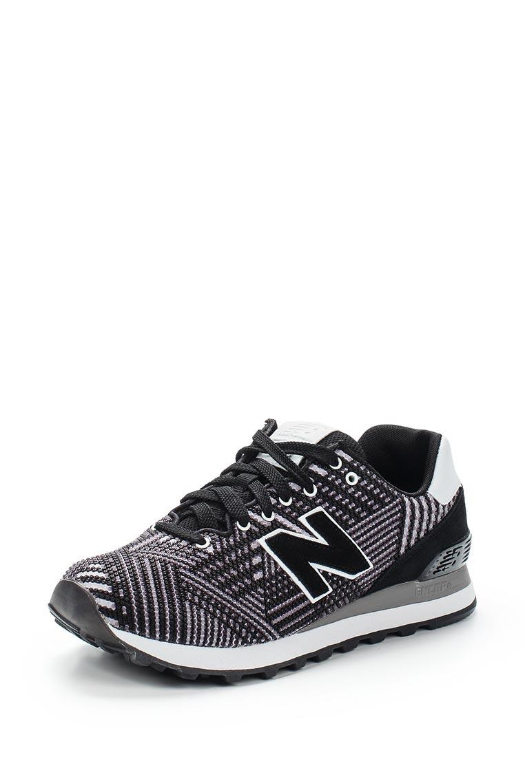 Женские кроссовки New Balance (Нью Баланс) WL574TBO
