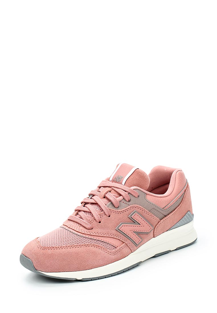 Женские кроссовки New Balance (Нью Баланс) WL697CM