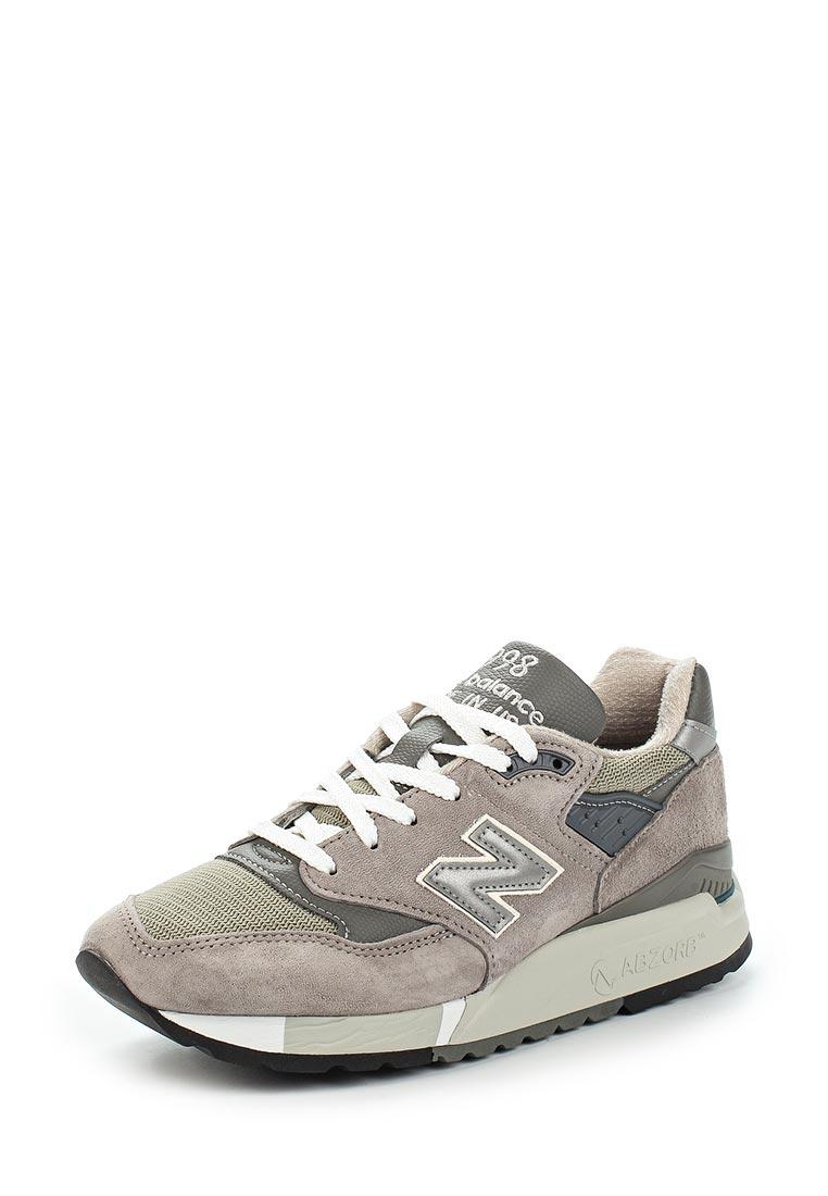 Женские кроссовки New Balance (Нью Баланс) W998G