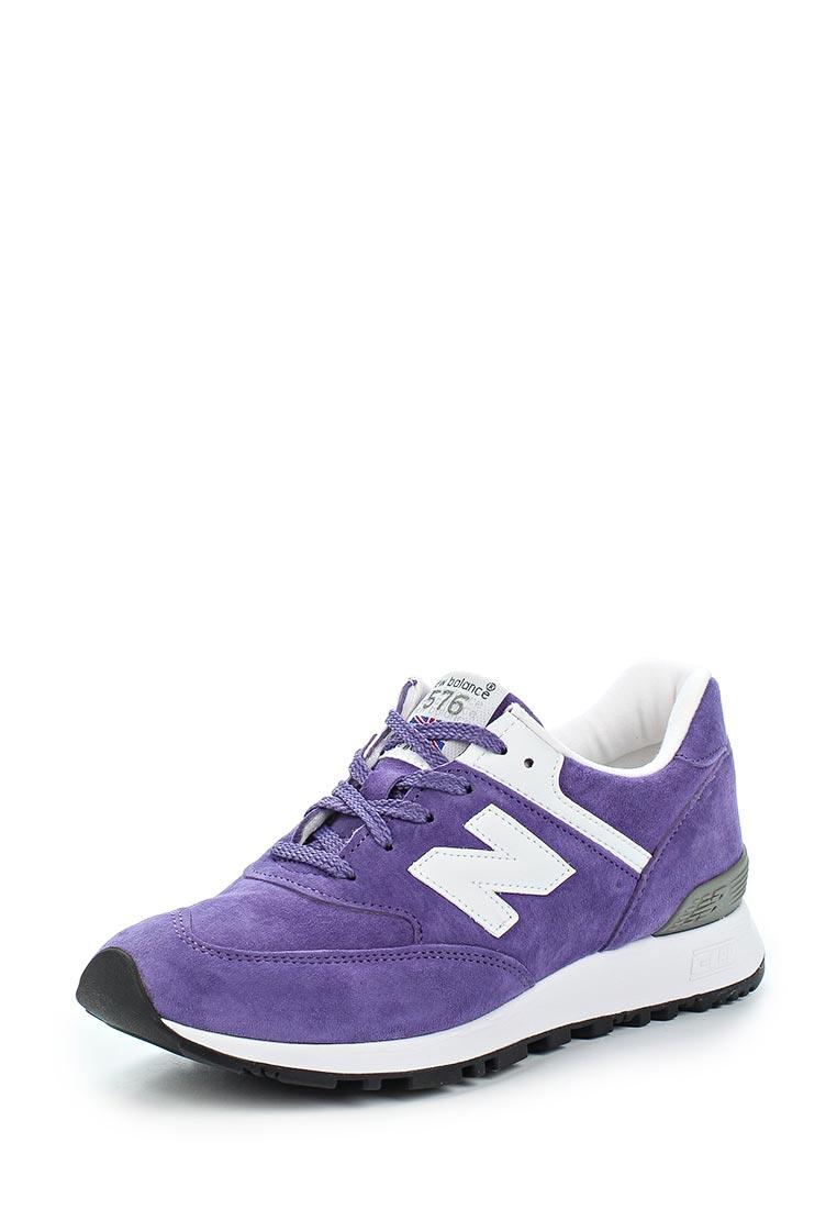 Женские кроссовки New Balance (Нью Баланс) W576PP