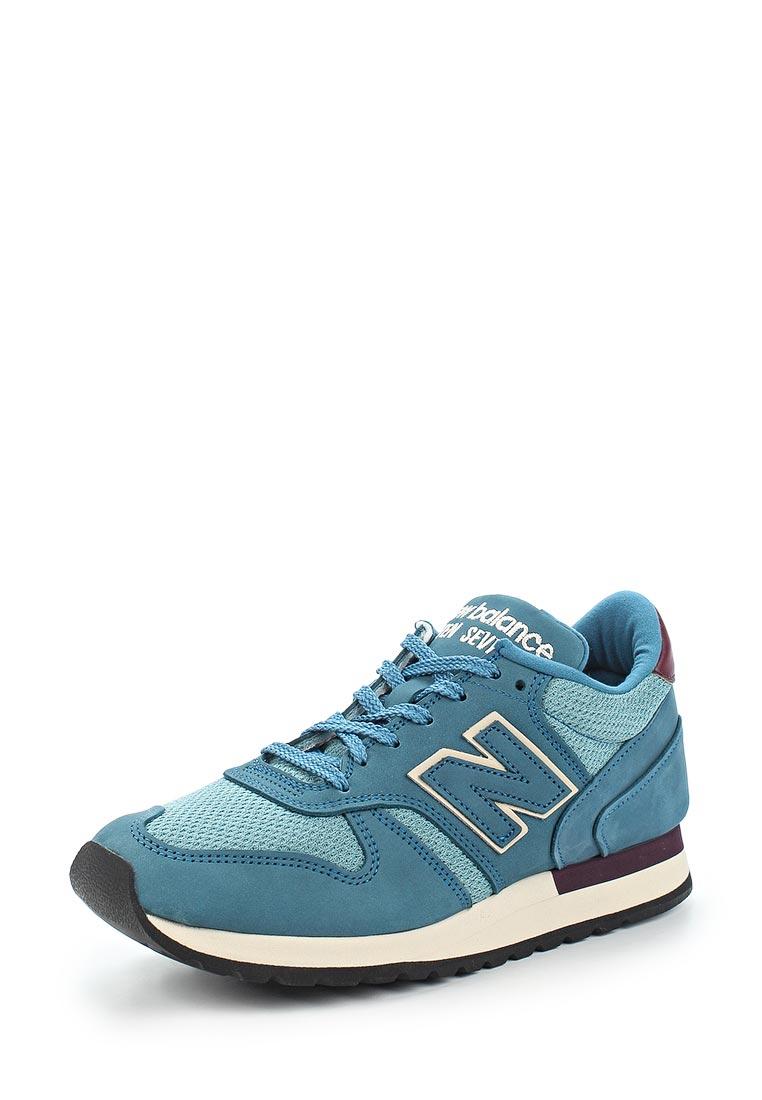 Женские кроссовки New Balance (Нью Баланс) W770BPO