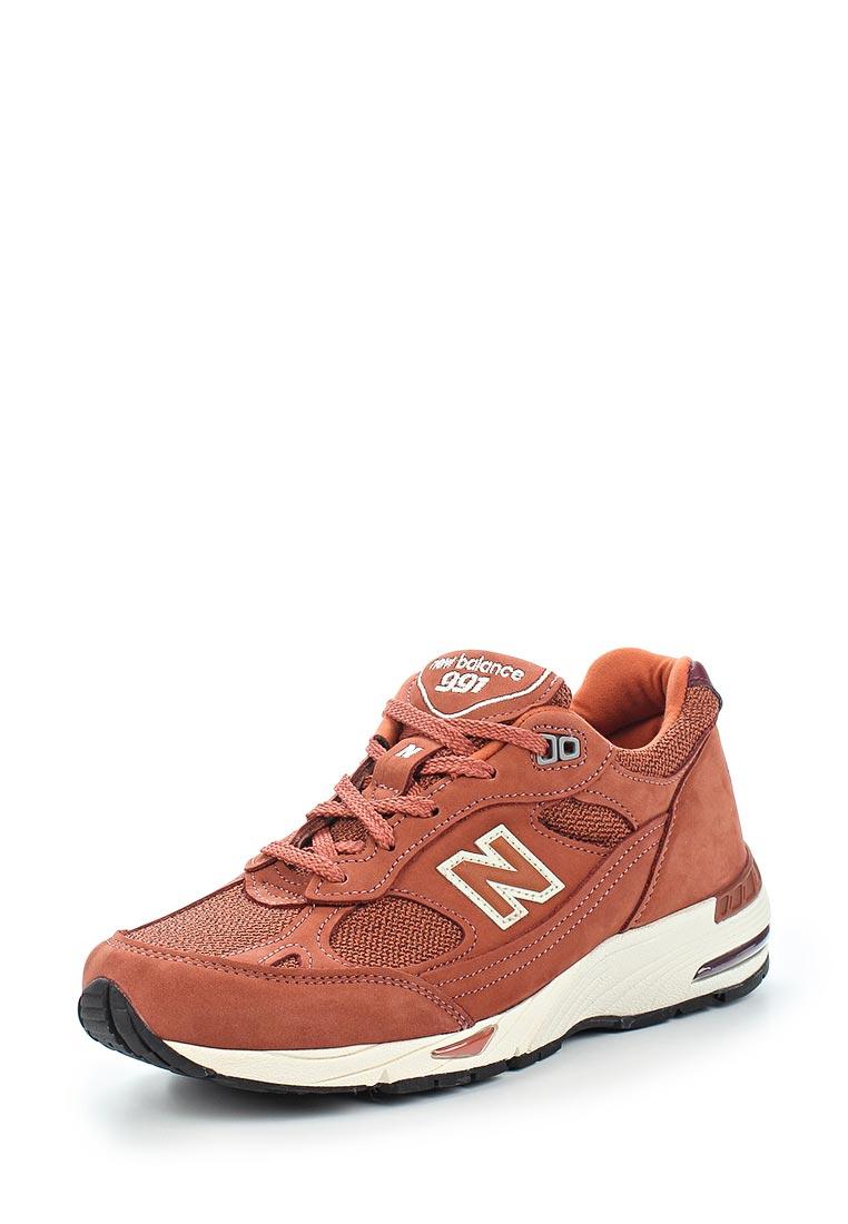 Женские кроссовки New Balance (Нью Баланс) W991OPO