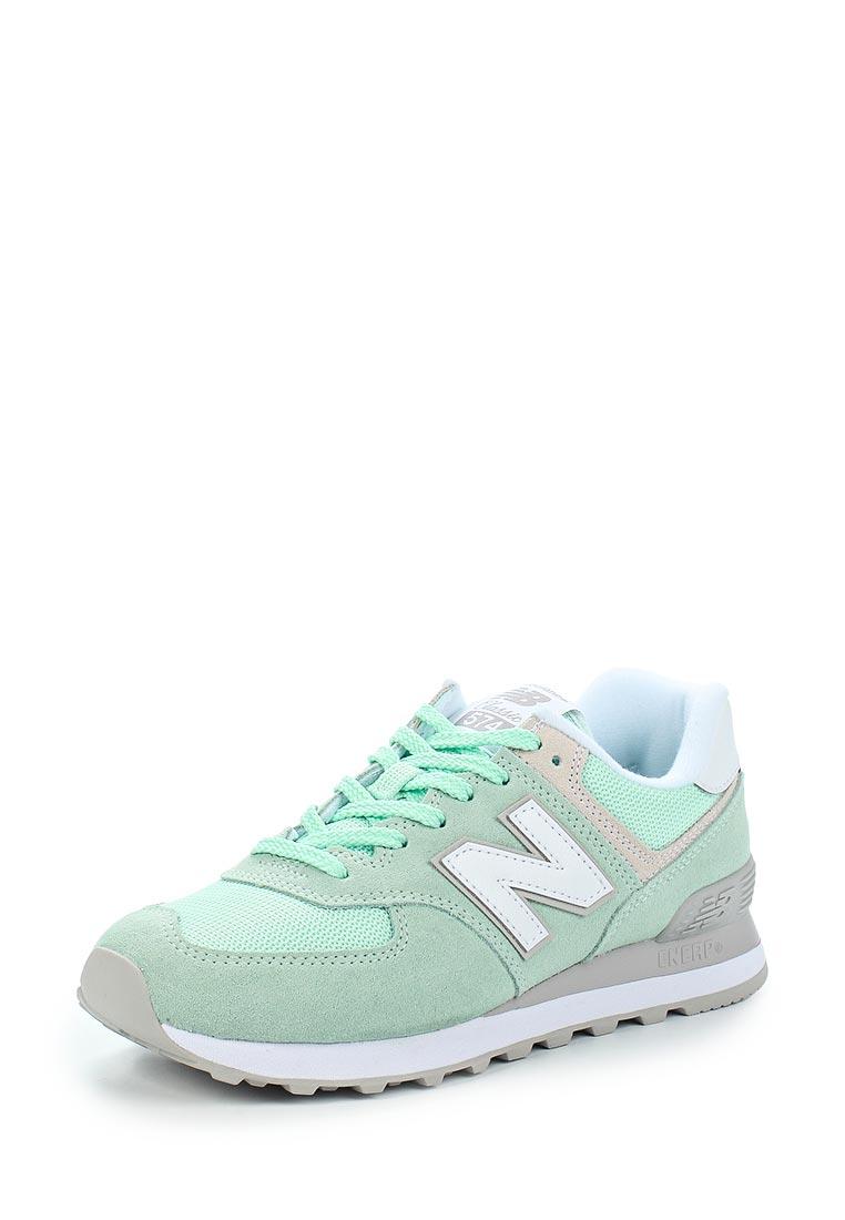 Женские кроссовки New Balance (Нью Баланс) WL574ESM