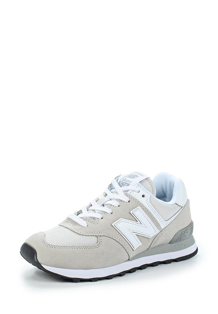 Женские кроссовки New Balance (Нью Баланс) WL574EW