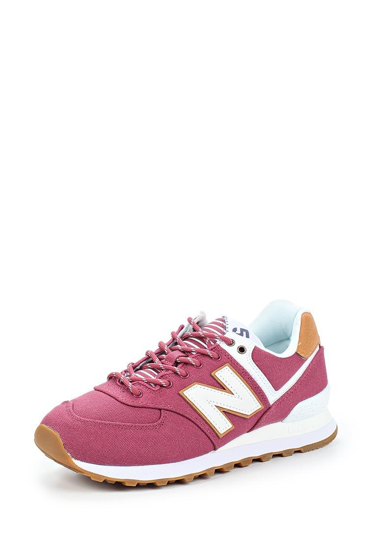Женские кроссовки New Balance (Нью Баланс) WL574SYF