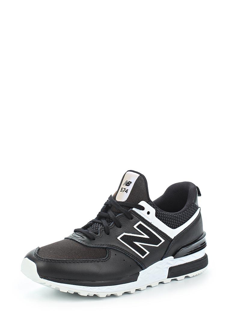 Женские кроссовки New Balance (Нью Баланс) WS574RB