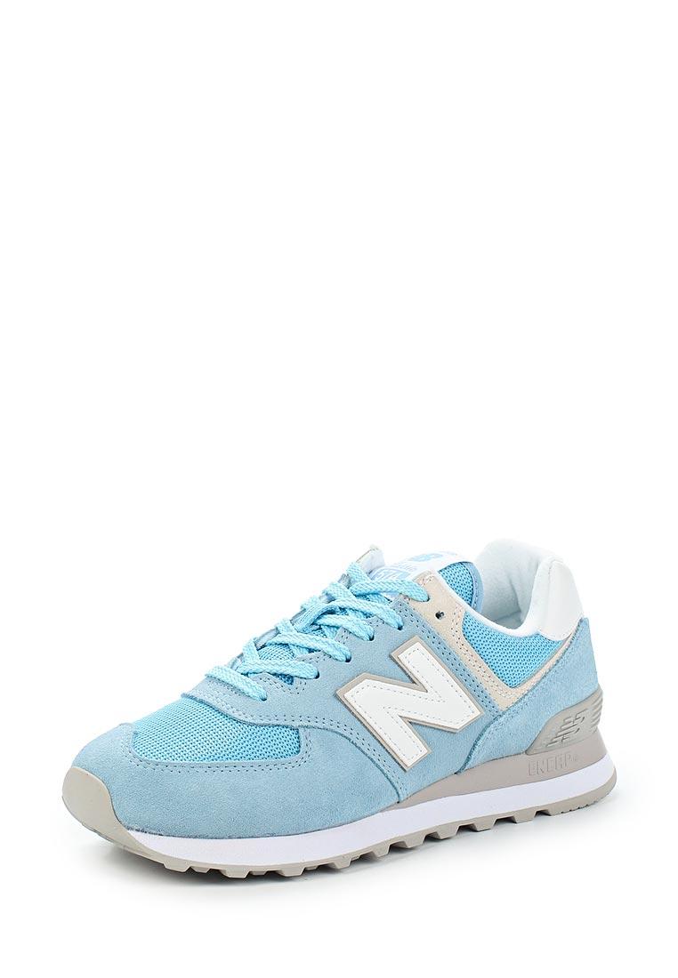 Женские кроссовки New Balance (Нью Баланс) WL574ESB