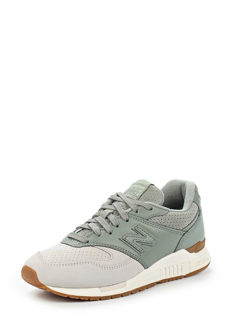 Женские кроссовки New Balance (Нью Баланс) WL840CM
