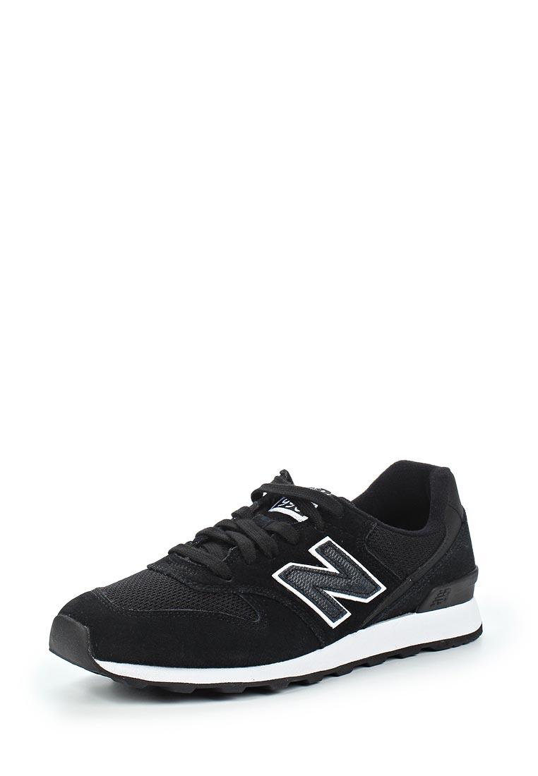 Женские кроссовки New Balance (Нью Баланс) WR996LCA