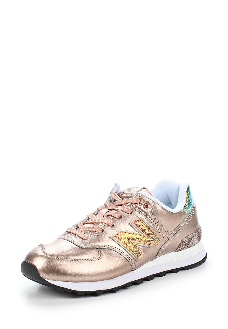 Женские кроссовки New Balance (Нью Баланс) WL574NRG