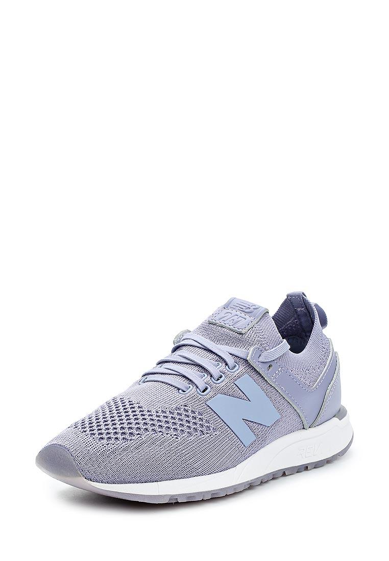 Женские кроссовки New Balance (Нью Баланс) WRL247SS