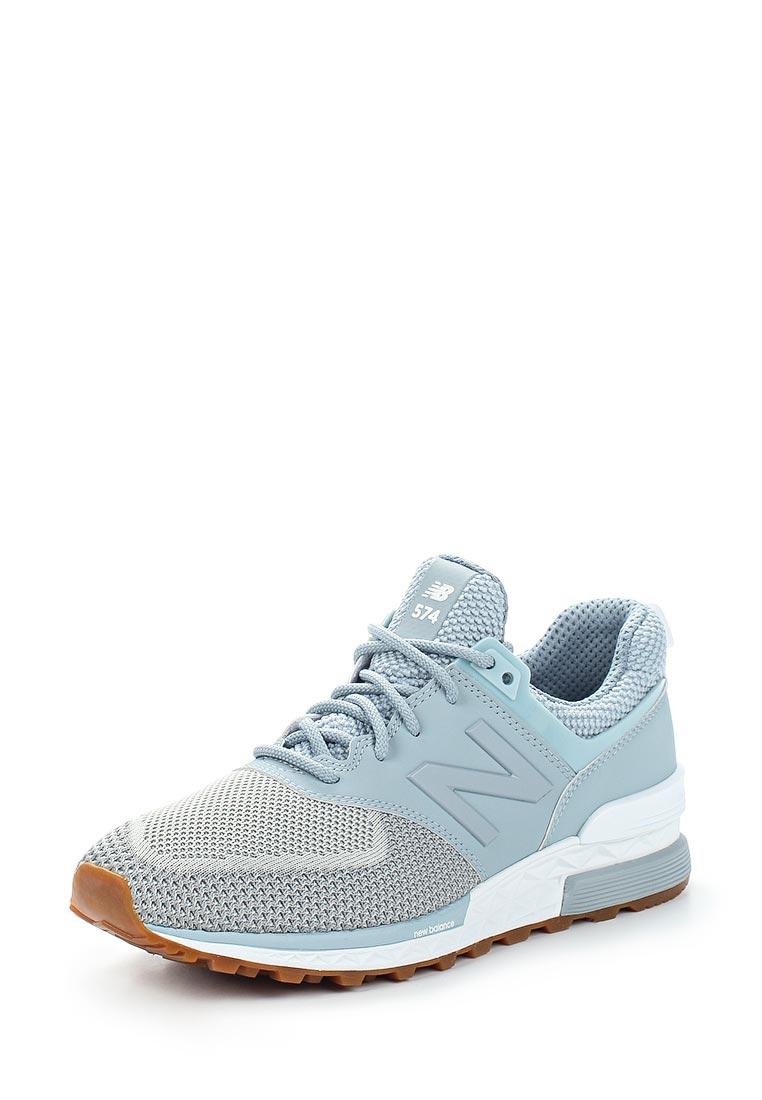 Женские кроссовки New Balance (Нью Баланс) WS574WB