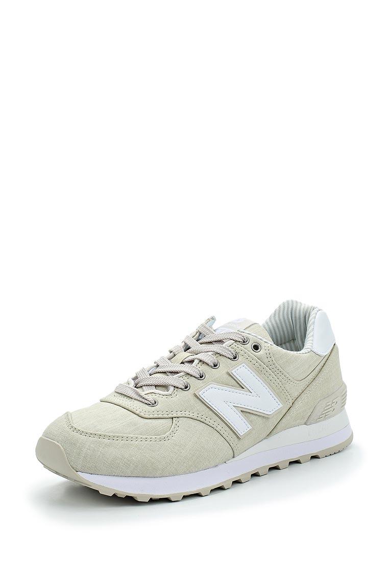Женские кроссовки New Balance (Нью Баланс) WL574CHG
