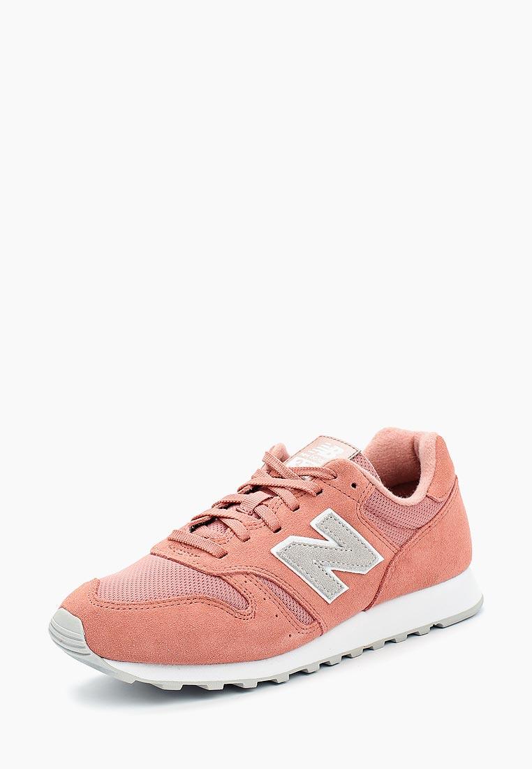 Женские кроссовки New Balance (Нью Баланс) WL373MCC