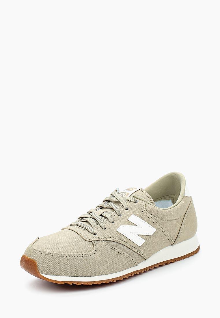 Женские кроссовки New Balance (Нью Баланс) WL420FSA
