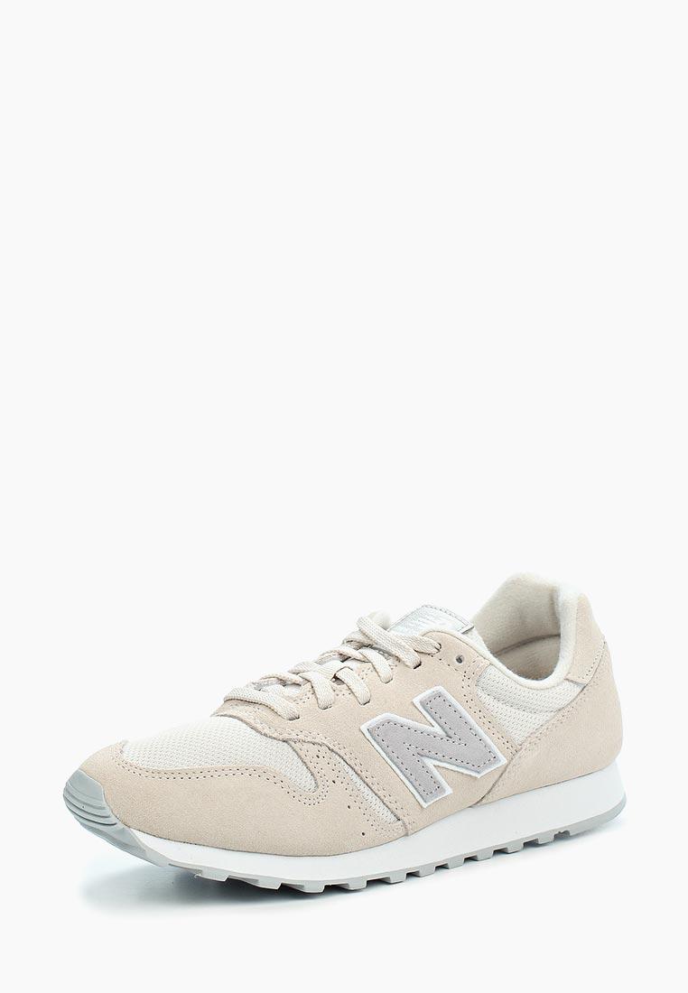 Женские кроссовки New Balance (Нью Баланс) WL373MBB