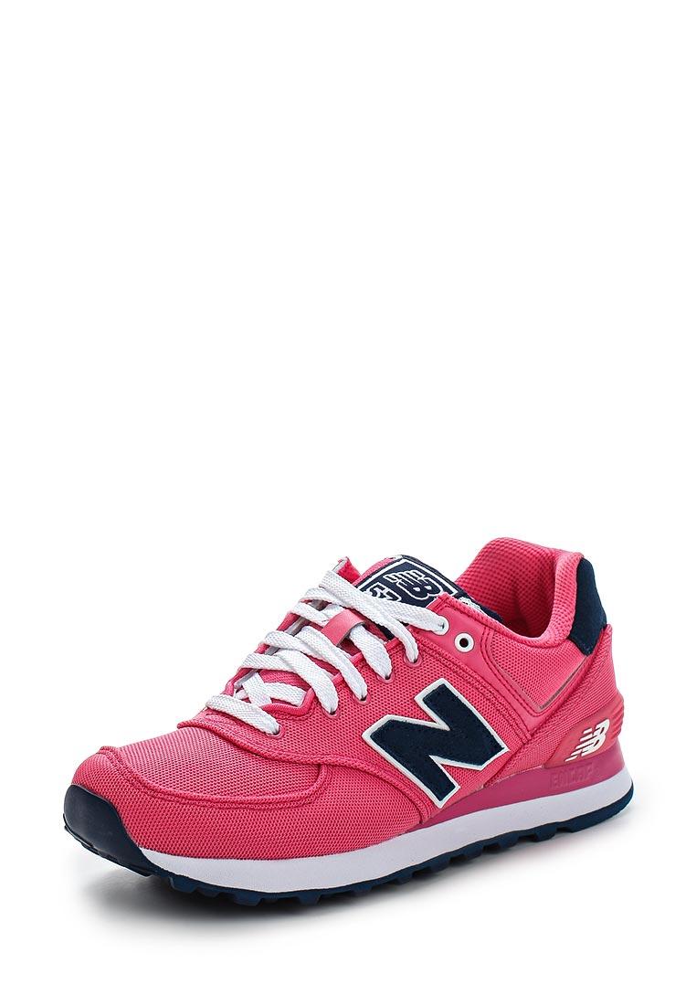 Женские кроссовки New Balance (Нью Баланс) WL574POP
