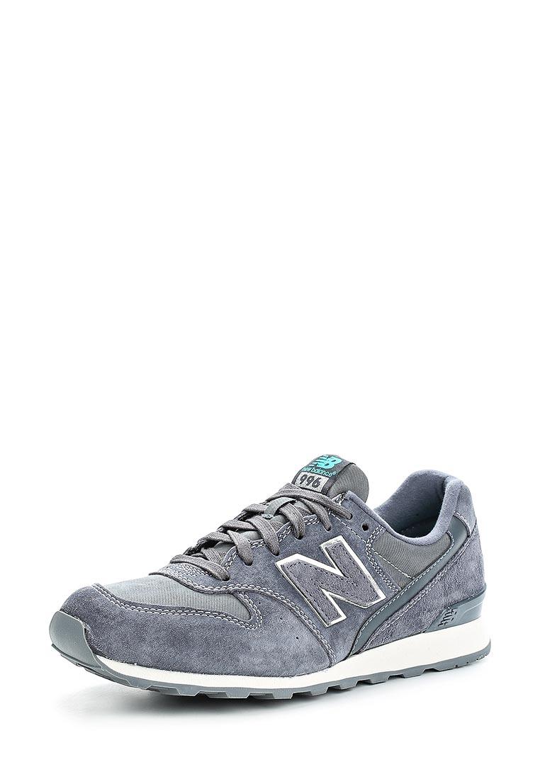 Женские кроссовки New Balance WR996EB