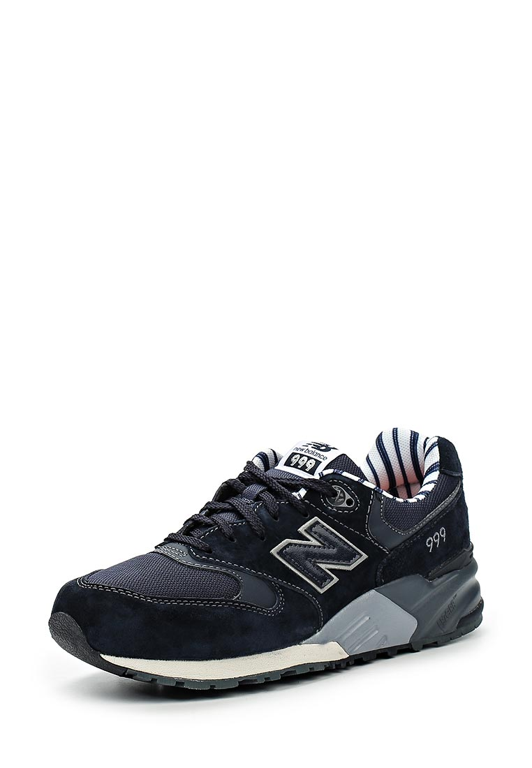 Женские кроссовки New Balance (Нью Баланс) WL999WF
