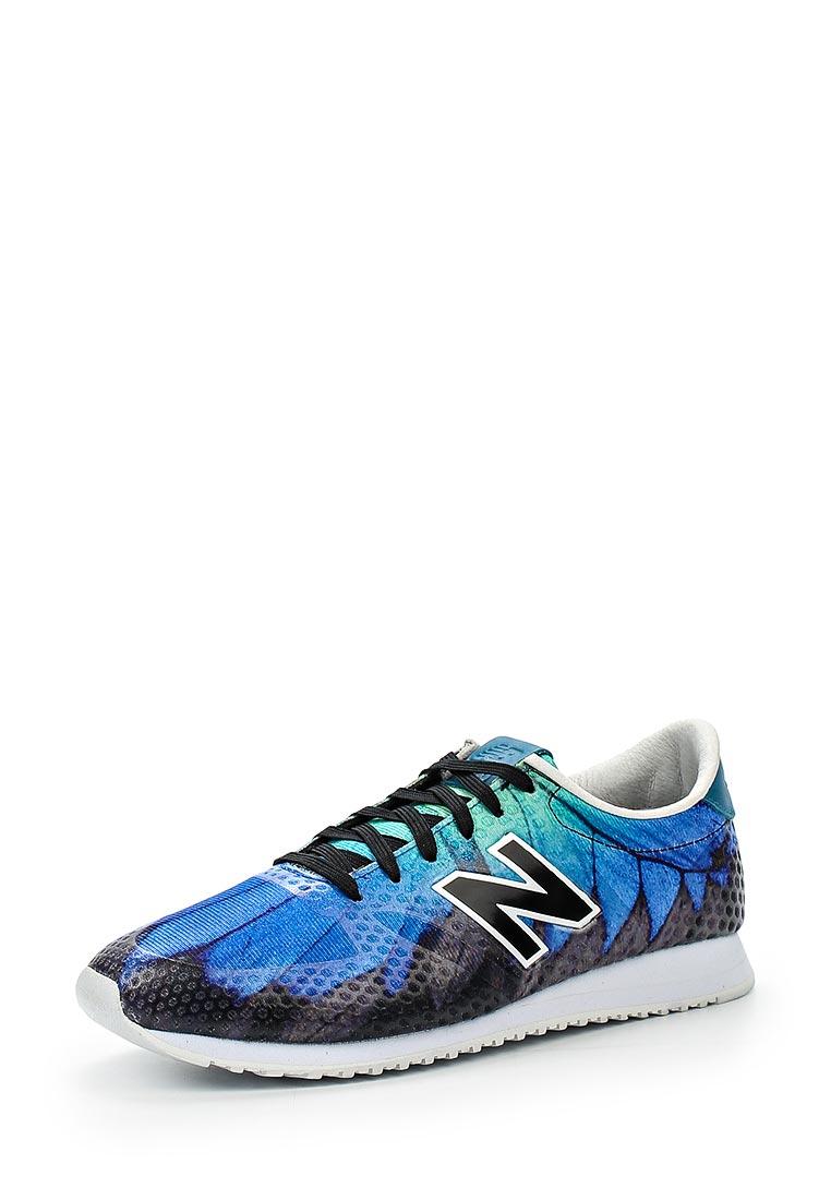 Женские кроссовки New Balance (Нью Баланс) WL420DFB