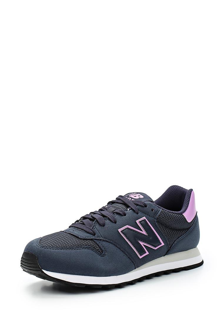 Женские кроссовки New Balance (Нью Баланс) GW500RNP