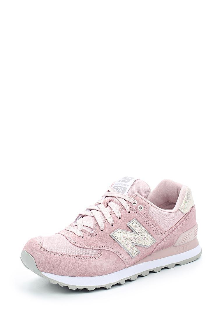 Женские кроссовки New Balance (Нью Баланс) WL574CIC