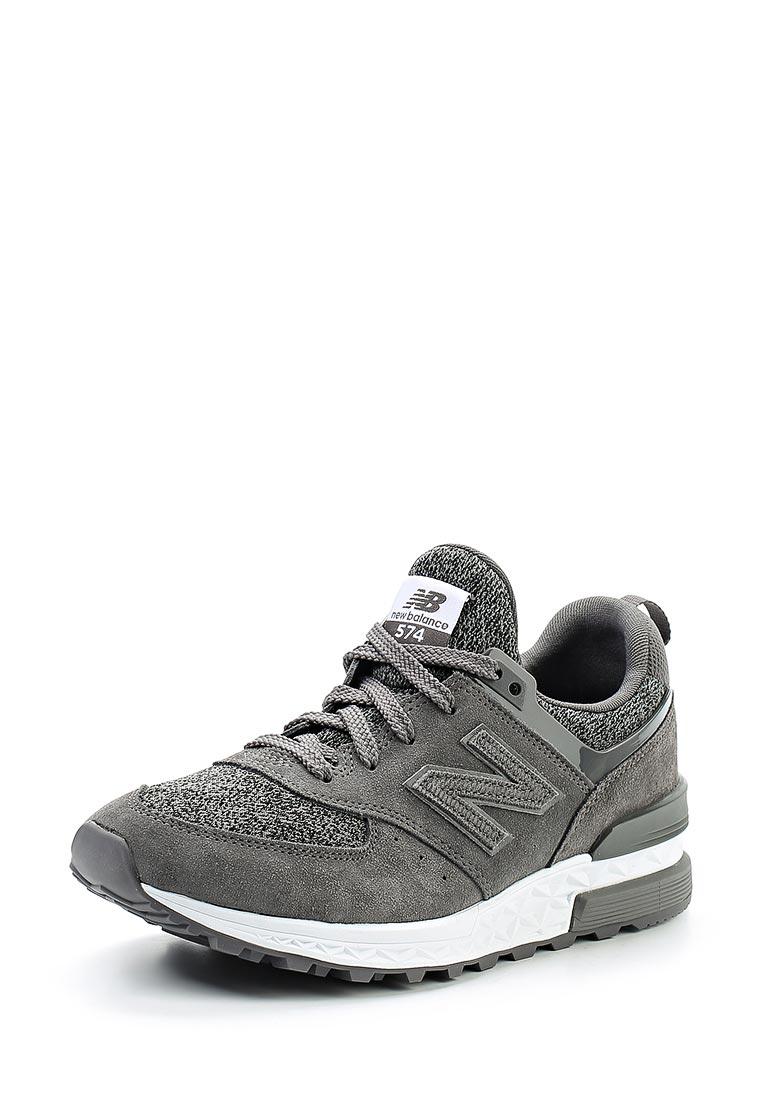 Женские кроссовки New Balance (Нью Баланс) WS574GRS