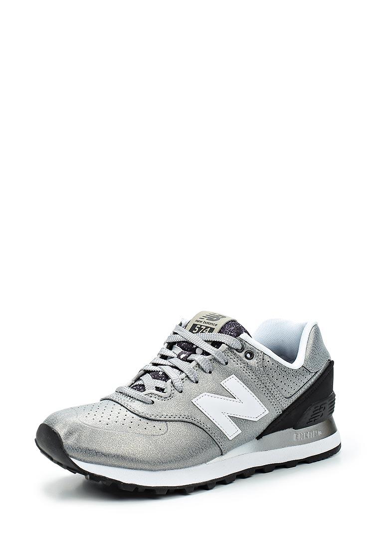 Женские кроссовки New Balance (Нью Баланс) WL574RAC
