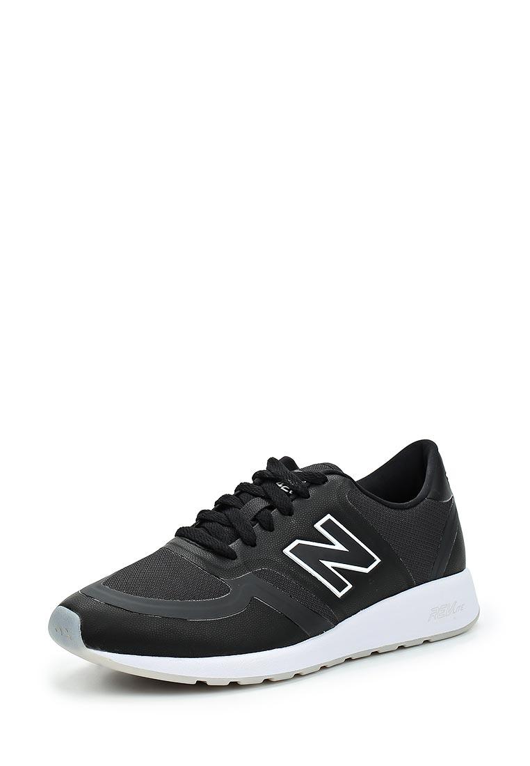 Женские кроссовки New Balance (Нью Баланс) WRL420CA