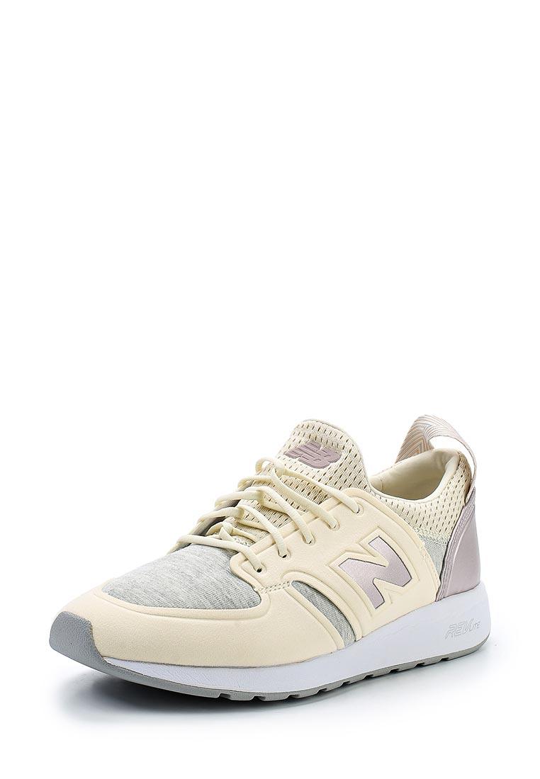 Женские кроссовки New Balance (Нью Баланс) WRL420SD