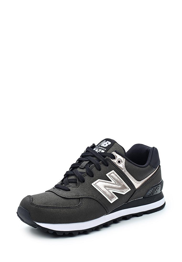 Женские кроссовки New Balance (Нью Баланс) WL574SFH