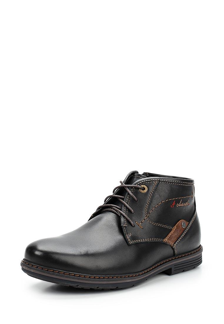 Мужские ботинки Nine Lines 7144-1-2