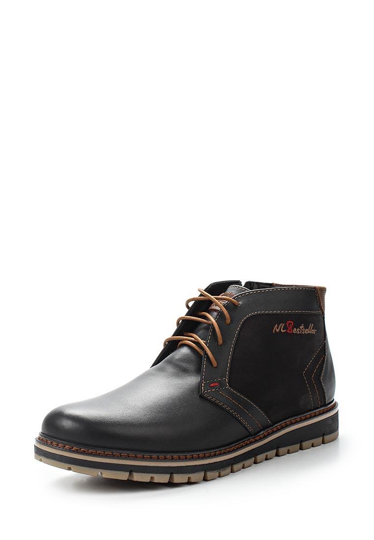 Мужские ботинки Nine Lines 7228-1-2