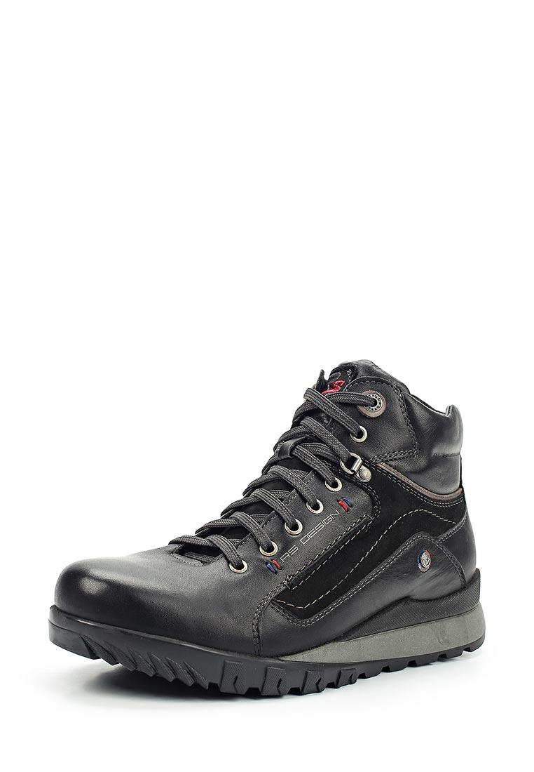 Мужские ботинки Nine Lines 7317-2.1-2